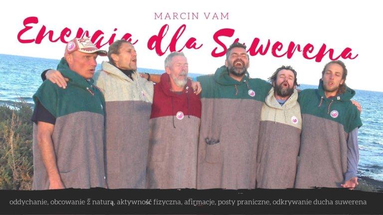 Marcin Vam – Energia dla Suwerena