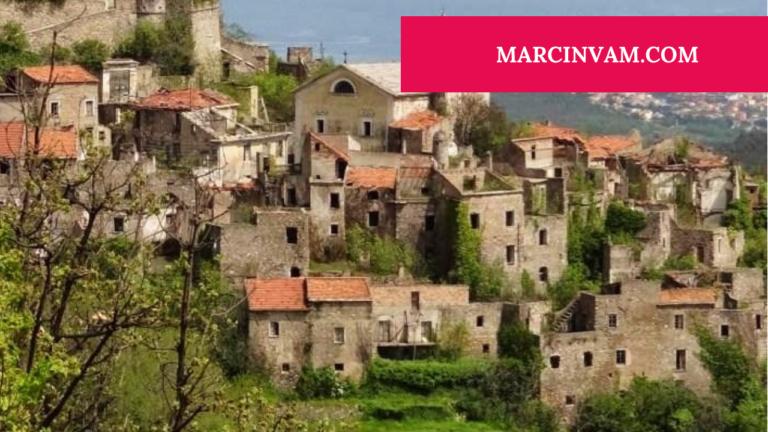 Obnażanie Matrixa – 3500 opuszczonych wiosek… i JEDNA