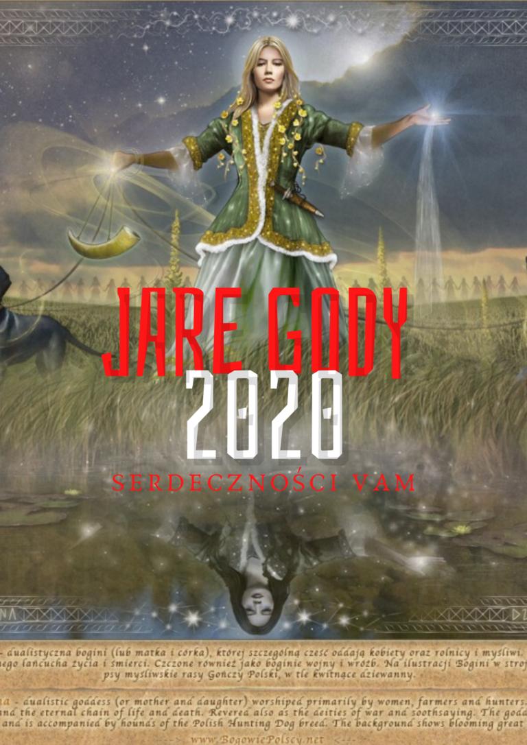 Jare Gody 2020 SERDECZNOŚCI VAM